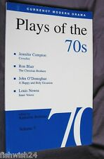 PLAYS OF THE 70s Vol 3 ed Katharine Brisbane, as new cond, Currency Modern Drama