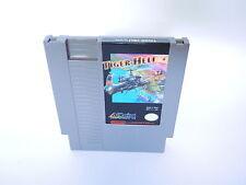 TIGER HELI Nintendo NES cartridge NTSC videogame