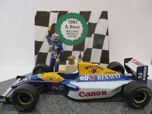 WILLIAMS RENAULT FW15C, #2, Alain Prost, 1993 World Champion!!!