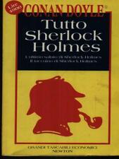 TUTTO SHERLOCK HOLMES ****  CONAN DOYLE ARTHUR NEWTON 1995