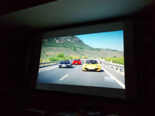 Panasonic PT-LB51 Portable HD Home Theater Projector w/ NEW LAMP