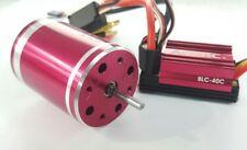 Demo 1/10 Ripper 3900KV 540 Brushless Motor & BLC-40C ESC Combo OZRC Models