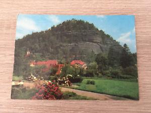 AK - Kurort Oybin Zittauer Gebirge Ansicht DDR