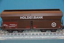 M&B Marklin Ho 4691 Hoppercar Sbb Holderbank