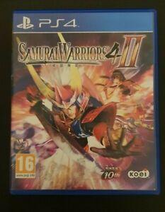 Samurai Warriors 4 II  - PlayStation 4