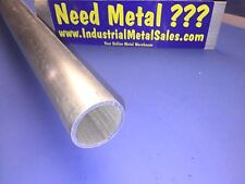 "6061 Aluminum Round Tube 1-5/8"" OD x 1-3/8"" ID x 24""-Long"