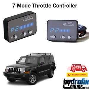 Jeep Commander 2005 - 2010 / Windbooster 7 Mode Throttle Controller