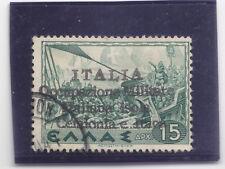AA584-CEFALONIA E ITALIA 1941