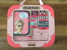 ⭐️BENEFIT⭐️Cosmetic Make-up Vanity Case Bag⭐️BESTIES⭐️Set RRP £60