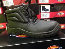Dickies Leather Industrial Work Boots & Shoes