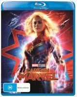 Captain Marvel (Blu-ray, 2019) Region B
