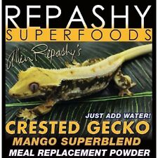REPASHY CRESTED GECKO MRP DIET / FOOD MANGO SUPERBLEND 12oz / 340g
