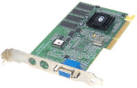ATI Rage 128 AGP 32MB 109-68100-01 Carte Graphique