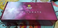 Zumba Fitness Exhilarate 4 DVDS and Toning Sticks