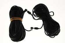 2x flash sync cable 10m each. Male/female ends. Excellent used condition.