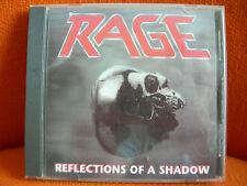 CD – RAGE: REFLECTIONS OF A SHADOW – HEAVY METAL TRASH HARD ROCK – NOISE INTERN