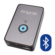 Audi A6 C5 A8 D2 TT 8N USB MP3 AUX Bluetooth Adapter Freisprecheinrichtung