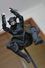 "TOYSDAO 1/6 TDA-04B Black Ninja Clothes suit  F 12"" Female Figure Body model"