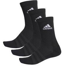 Adidas Cushioned Crew Socks - Black (Pack of 3)