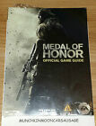 Medal Of Honor 2010 Official Prima Strategy Guide New Sealed PS3 XBox 360 PC