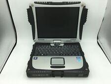 Panasonic Toughbook CF-19 Core i5 2.60GHz 128GB HD 4GB RAM NO OS NO ADAPTER