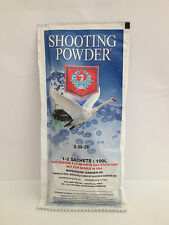 Shooting Powder 7 ...65g Sachets SPECIAL OFFER