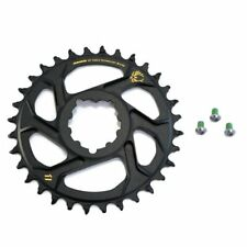 SRAM X-Sync 2 Eagle XX1 X01 Direct Mount 32T Chainring 6mm Offset 12 Speed, Gold
