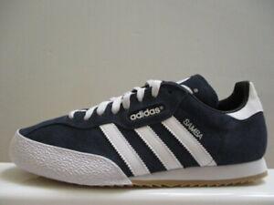 adidas Samba Suede Trainers Mens UK 10 US 10.5 EUR 44.2/3 REF 2624