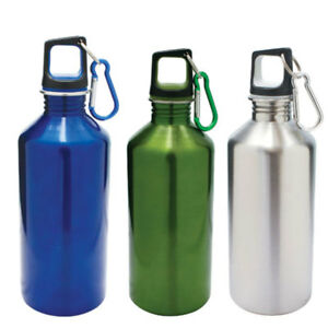 Sports Bottle Tumbler Cup Mug Stainless Steel Water Drinks Screw Lid 20oz