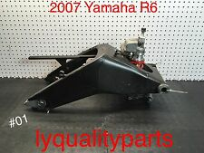2007 07 Yamaha Yzf R6 REAR SWING ARM Good