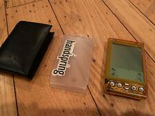 Handspring Visor Palm Pilot Orange