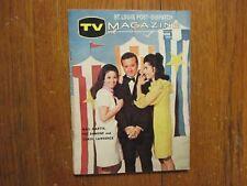 June 18-1967 St. Louis Post TV Maga(GAIL MARTIN/VIC DAMONE/TWIGGY/CAROL LAWRENCE