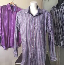 Men's 2XL TailorByrd Striped Shirt
