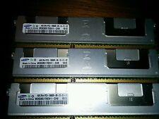 Dell ECC Server Memory - 4GB 2Rx4 PC3-10600R-09-10-E1-D2 Special: Buy 5-1 free!!