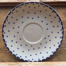 Lovely Retro Spot Daisy Saucer/Small Plate/Johnson Bros/Country Farmhouse Range