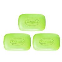 Dermisa Moisturizing Bar Soap. Natural Skin Hydrater & Cleanser. 3 Oz. Pack of 3