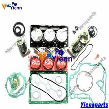 D1105 D1105BH Overhaul Rebuild Kit For Kubota Engine Oversize 0.50 Rebore parts