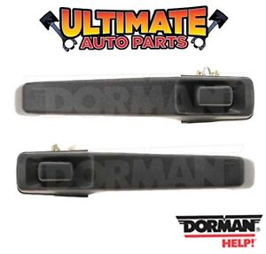 Front or Rear Exterior Door Handles (Left and Right) for 84-96 Jeep Cherokee XJ