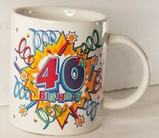 New listing 40th Birthday Gifts for Women Mug 40 Year Old Female - 40 Years