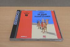 Video CD  / Kuifje TinTin - Krab met de Gulden Scharen - Polygram 1995