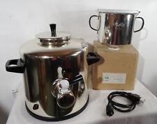Vintage XXL 10 liter Melitta Filter Pot Kaffee Kaffeemachine Porzellan Glühwein