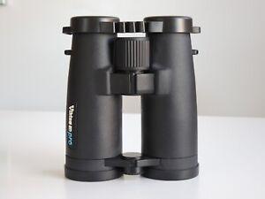 Viking ED Pro 10x42 Binoculars (Japan roof prism, waterproof, ergonomic) ~ NEW