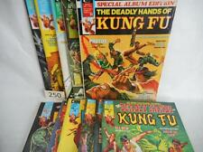 1- The Deadly Hands of Kung Fu Special Album Edition. 10 Deadly Hand... Lot 250