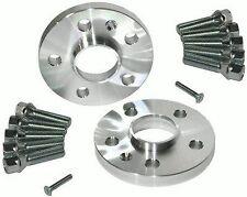 Separadores de rueda Doble Centraje 12mm 5X100 AUDI/SEAT/VOLKSWAGEN
