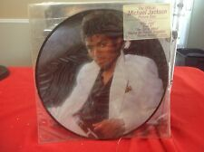Michael jackson billie jean  Picture Disc Record.....