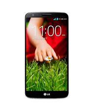 "LG G2 Teléfono inteligente Negro Pantalla de 5.2"" memoria 16GB Desbloqueado Excelente Grado B"