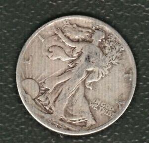 USA HALF DOLLAR 1944 SILVER D