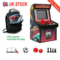 200 Games Mini Classic Arcade Cabinet Machine Retro Handheld Video Player Gift
