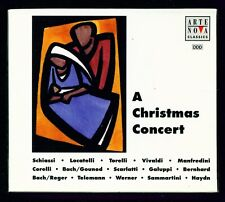 Christmas Festival, Concertos & Cantatas - Cis Collegium Hellen Kwon Ross Pople