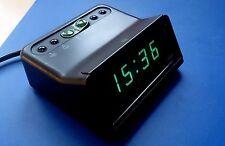 Reloj Despertador Original Braun DN 30 Digital Dietrich lubs Dieter Rams modernista Caja